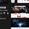 HiTheme - Digital Store & Fashion Shop WordPress WooCommerce Theme (Mobile Layout Ready)